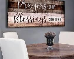 Prayers Go Up Etsy