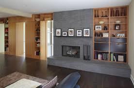 fireplace mantel shelves art above