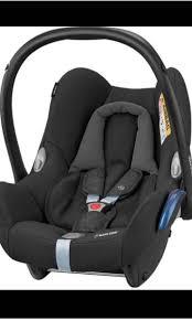 maxi cosi cabriofix car seat babies