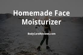homemade face moisturizer archives