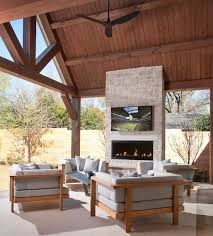 53 most amazing outdoor fireplace