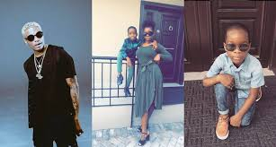 wizkid s 7yr old son bees ceo of