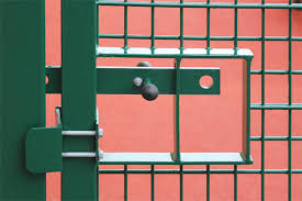 Security Gate Locks Jacksons Security Fencing