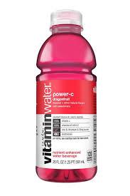 vitamin water power c sunshine wine