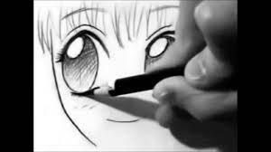 تعليم رسم صور الأنمي رسم عيون أنمي كيفية رسم عيون الانمي