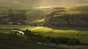 hd wallpaper autumn england field