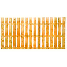 Pailing Fencing Panel Fence Pailing Timber Pailing Fence