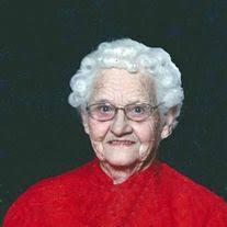 Ida Alvena Johnson Obituary - Visitation & Funeral Information