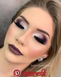 25 pretty christmas makeup ideas to