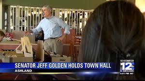 Oregon State Senator Jeff Golden Holds First Town Hall