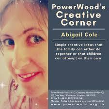 Creative Corner with Abigail – PowerWood
