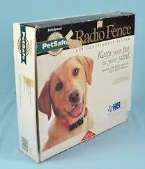 Petsafe Radio Fence Pet Containment System Prf3004w 729849100305 Ebay