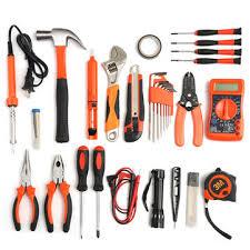 35pcs multifuntional tools kit set