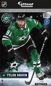 Fathead Dallas Stars Tyler Seguin Teammate Wall Decal Dick S Sporting Goods