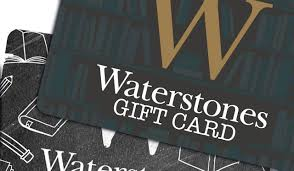 gift cards vouchers waterstones