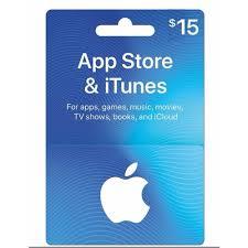 apple itunes gift card 15 konga