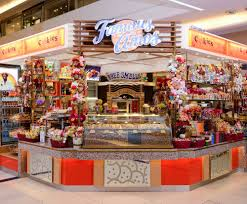 famous amos confectionary and