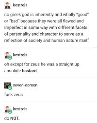 jokes you ll only get if you know greek mythology greek