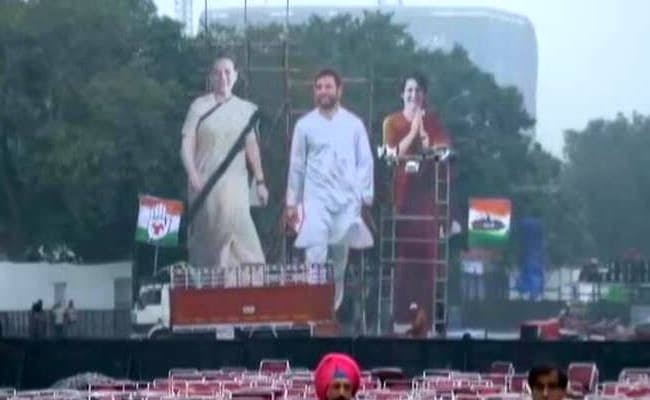 Image result for bharat bachao rally""
