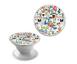 Add Some Pixie Dust To Your Popsocket With A Disney Decal