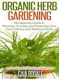 herb gardening for dummies pdf