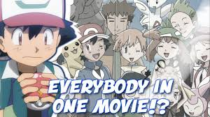 ☆EVERYBODY IN ONE MOVIE?! // Pokemon 'I Choose You' 20th Anniversary Movie  DISCUSSION☆ - YouTube