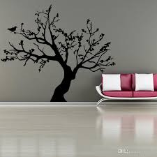 Family Tree Birds Wall Decal Vinyl Art Sticker Living Room Home Decor Wall Stickers Custom Wall Stickers Customized Wall Decals From Kity12 3 52 Dhgate Com