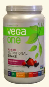 nutritional shake mixed berry