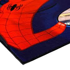spiderman hd rug walmart