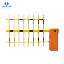 China Smart Parking Barrier Gate System 3 Fence Arm Automatic Parking Boom Barrier China Boom Barrier Traffic Barrier