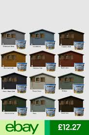 Ronseal Fence Life Plus Garden Shed Fence Paint 5l Uv Potection Many Colours Fence Paint Colours Ronseal Fence Life Ronseal Fence Paint