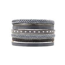 women s wrap bracelet leather bracelet