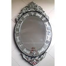 venetian glass vanity mirrors margo