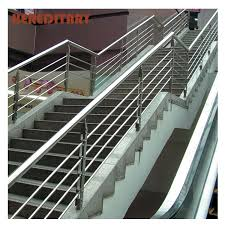 Modern Pvc Handrail Designs Front Porch Stair Stainless Steel Railing Balcony Terrace Fence Buy Horizontal Steel Fence Design Stainless Steel Porch Stair Railing Stainless Steel Fencing Product On Alibaba Com