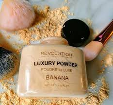 banana powder makeup revolution