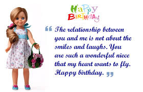 niece birthday quotes and images happy birthday wishes