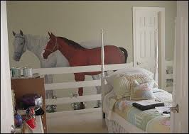 Horse Theme Bedroom Decorating Ideas Girls Horse Theme Bedrooms Horse Themed Bedrooms Bedroom Themes Horse Bedroom