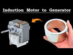 220v induction motor to 12v ac