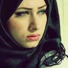 صور بنات محجبات حزينه صور حزينة ولكن جميلة للمحجبات دلع ورد