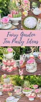 raley s fairy garden tea party poppy