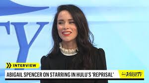 Abigail Spencer Talks Her Femme-Fatale Thriller 'Reprisal' and ...