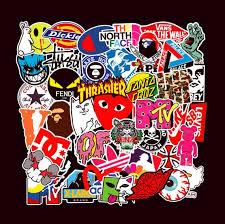 Hypebeast Vinyl Bomb Pack Graffiti Stickers Laptop Skate Etsy
