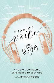 Hear My Voice Journal: Moore, Adriana: 9781722119348: Books ...