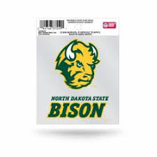 North Dakota State University Stickers Decals Bumper Stickers