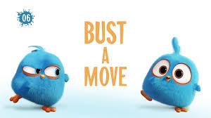 Angry Birds Blues | Bust A Move - S1 Ep6 - YouTube