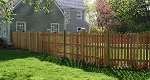 Wood Fence Gaithersburg Rockville Md Potomac Wood Retaining Wall Capital Fence