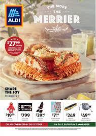 ALDI Current catalogue 30/10 - 05/11 ...