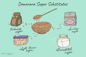 subsutes for demerara sugar