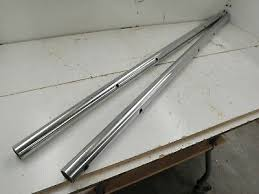 Rockwell Delta Jet Lock Table Saw Fence Rails From Model 10 Contractors Saw 59 50 Picclick