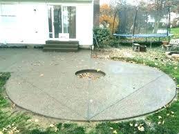 concrete patio cost stamped calculator
